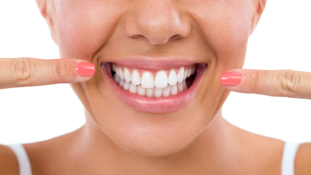 Woman Smiling With White Teeth | Dentist Wilmington DE